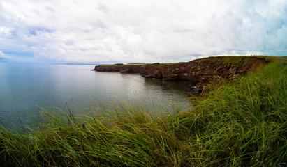 Coastline of Prince Edward Island, Canada