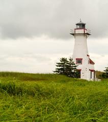 Lighthouse, Prince Edward Island, Canada