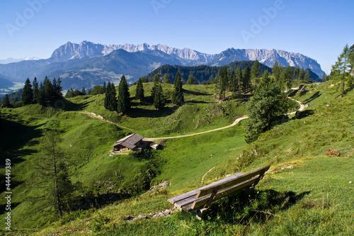 Leinwandbilder,alpen,wandern,österreich,tirol