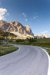 Falzarego Pass - Dolomites - 2105 m