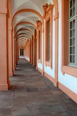 Arkaden, Schloss Rastatt