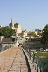 Pont Saint Benezent, Avignon, Frankreich