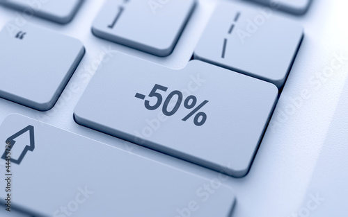 Percentage button