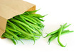 Green Bean in Brown Bag