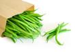 Green Bean in Brown Bag