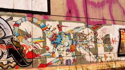 Belgrade Grafitti