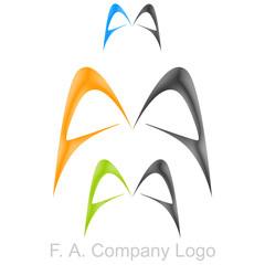 F. A. Company Logo