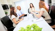 Female Client Meeting Advertising Agency Consultants