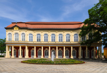 Schlossgartensalon - Orangerie Merseburg