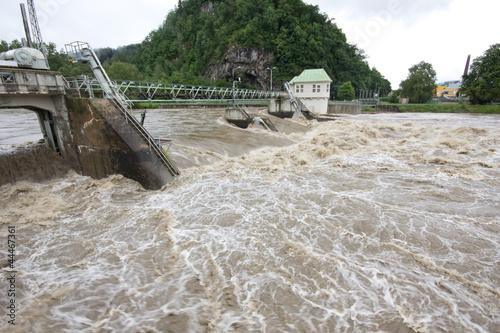 Hochwasser - 44467361