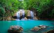 Fototapeten,Wasserfall,thai,cascade,fallen