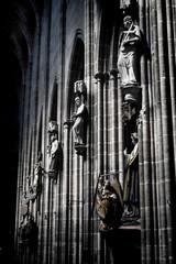 Chiesa di San Lorenzo, Norimberga. Germania