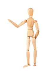 Wooden dummy