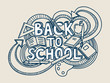 Back to school vector!