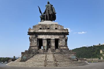 Reiterstatue Deutsches Eck
