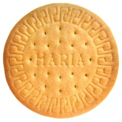 Galleta María. Marie biscuit.