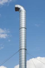 aluminum pipe chimney