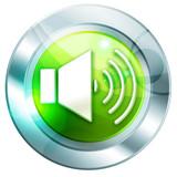 icône halo vert 7 poster