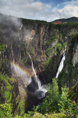 Voringfoss (Wasserfall in Norwegen)