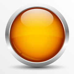 Button Design Orange