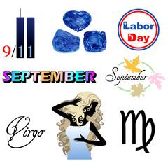 September Icons