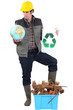 Tradesman have more recycling facilities available worldwide