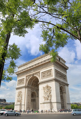 Triumphal Arch.