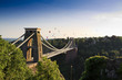 Clifton suspension bridge and Balloon Fiesta - 44501928
