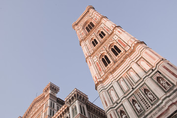 The cathedral in Florence, Italy.
