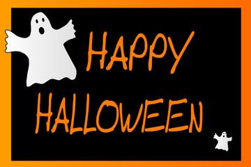 Karte Halloween