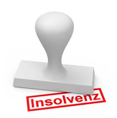 Der Insolvenzstempel