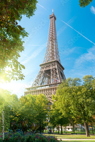 Fototapety, obrazy : Tour Eiffel Paris France
