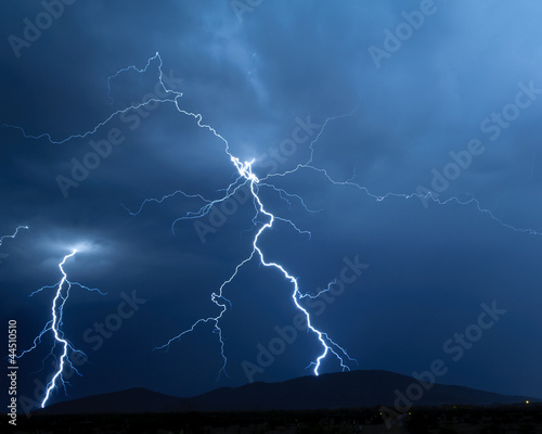 Arizona Monsoon Lightning 2012H