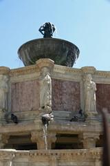 Marble Fontana Maggiore  in Perugia