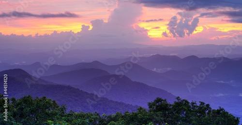Blue Ridge Mountains - 44514120