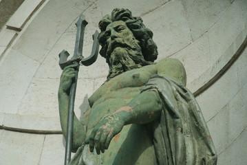 Statue of Triton, L'Aquila, Abruzzi