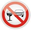 panneau alcoolémie