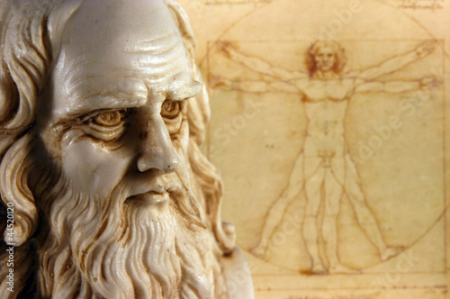 Leonardo da Vinci © myper