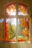 Fototapeta Jesienny widok