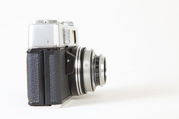 antigua camara fotografica