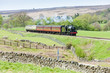 steam train, North Yorkshire Moors Railway (NYMR), Yorkshire and