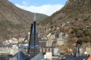 Andorra from above