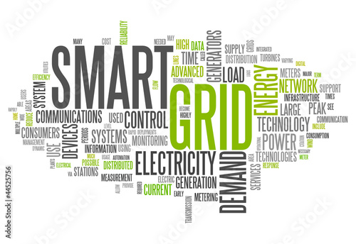 "Word Cloud ""Smart Grid"""