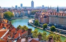 """Постер, картина, фотообои """"Lyon, France."""""""