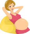 Pregnant Exercises