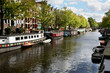 dutch water city canal