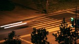 Crosswalk at Night  animation