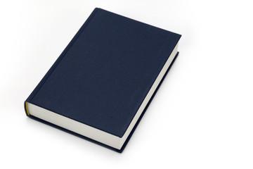 blue textbook
