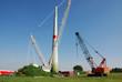 Constuction windturbine