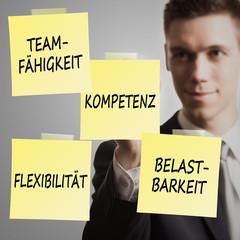 Erfolg im Job - Anforderungen an Bewerber